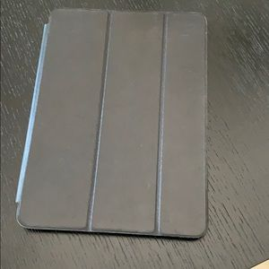 Genuine Apple iPad Air2 black leather case